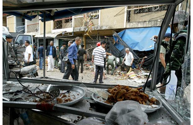 Thailand's Military Beefs up Security in Pattani after Bomb Attacks