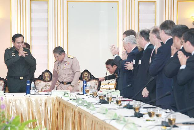 Thailand's Military Government Once Again Trying to Prevent Foreign Control of Joint Ventures