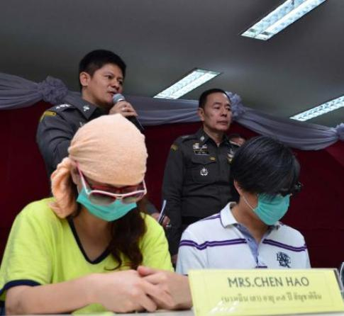 Chinese Nationals Arrested in Bangkok for Chinese Pyramid Scheme