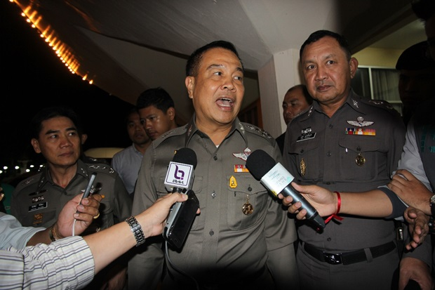 Top Police General Warns of Jail Time for False Social Media Posts of Koh Tao Murders