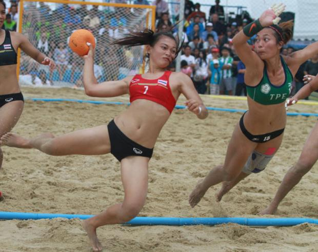 Thailand Crowned Asian Beach Games Champions in Phuket
