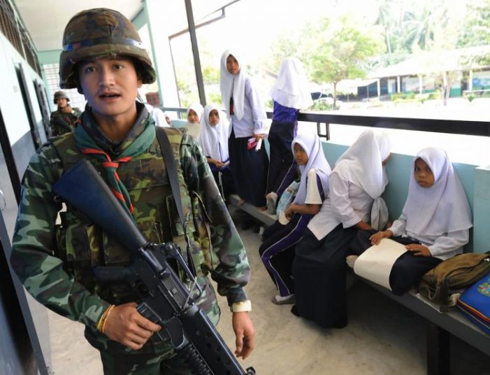 Thai Military Intensifies Security Measures for Southern Border Schools