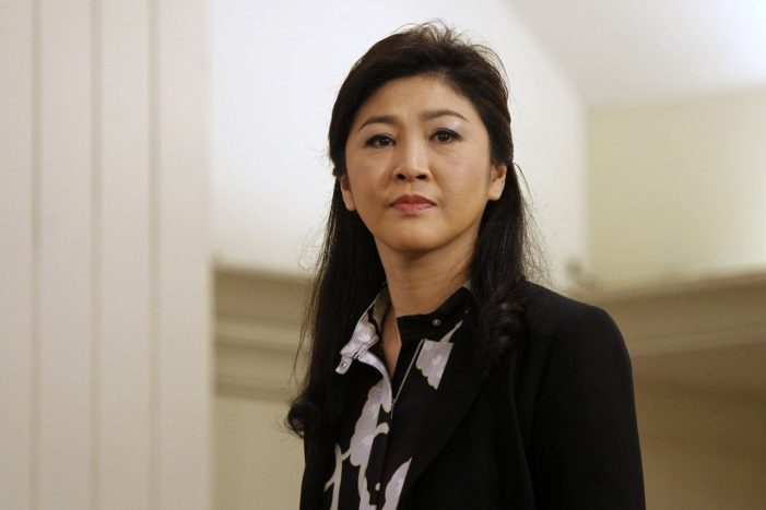 Yingluck Shinawatra's Impeachment Case Set for Jan 2015