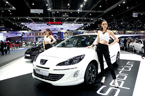 Thailand International Motor Expo 2014 is scheduled to be held from tomorrow through December 10 at Impact Challenger 1-3 Hall in Muang Thong Thani.