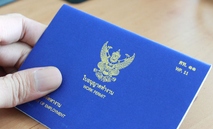 Thai Government Plan to Extend Work Permits to 2 Years