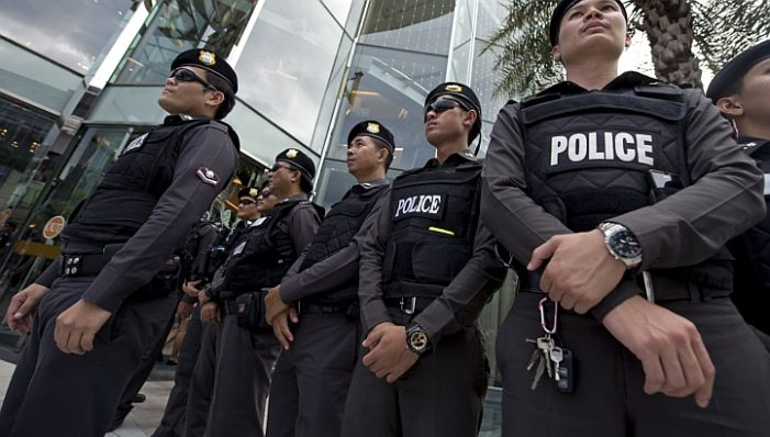 Thailand's Police Chief May Introduce Police Draft?