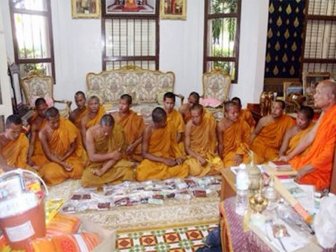 Cambodian Monks Defrocked and Arrested in Phuket