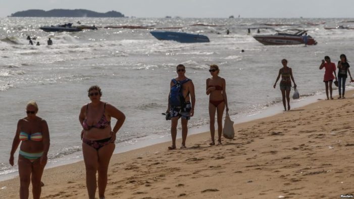 Pattaya: The Russian's Aren't Coming Due to Tanking Ruble