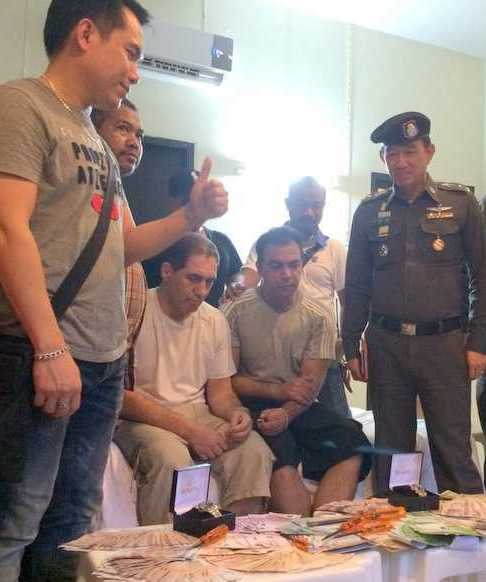 Iranian and Frenchman Arrested in Phuket for Hotel Robbery