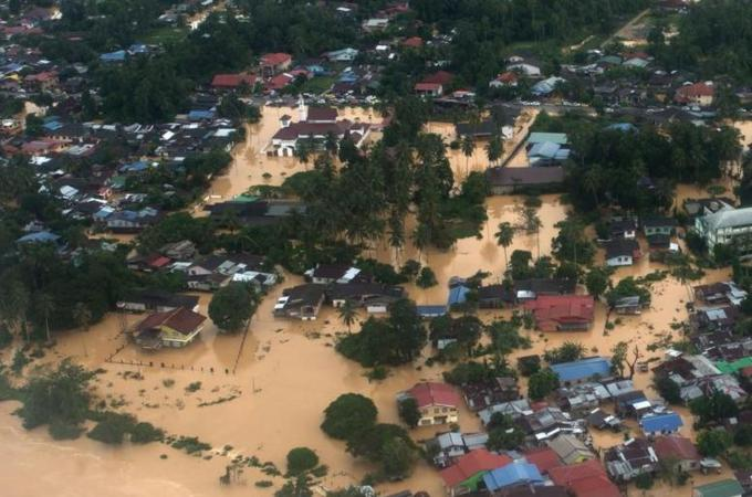 Thailand's Southern Provinces Declared Disaster Zone Due to Mass Flooding