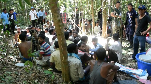 Recently Thai police and military personnel have been accused of selling Rohingyas who washed up on Thailand's shores to human traffickers.