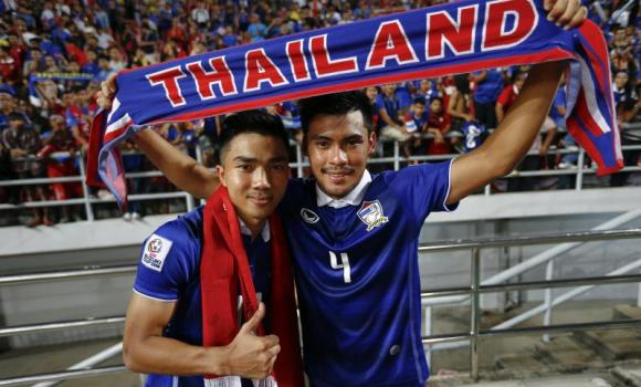 Thailand Wins Over Philippines to Advancing to AFF Suzuki Cup Final