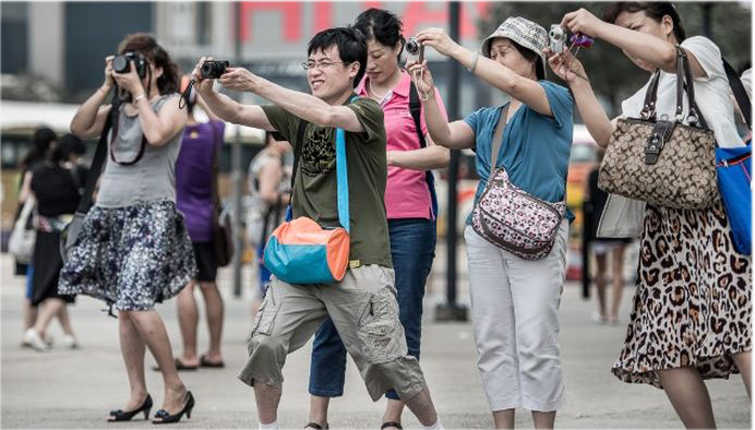 Chaing Rai Travel Agents Launch a Plan to Attract more Chinese Tourists