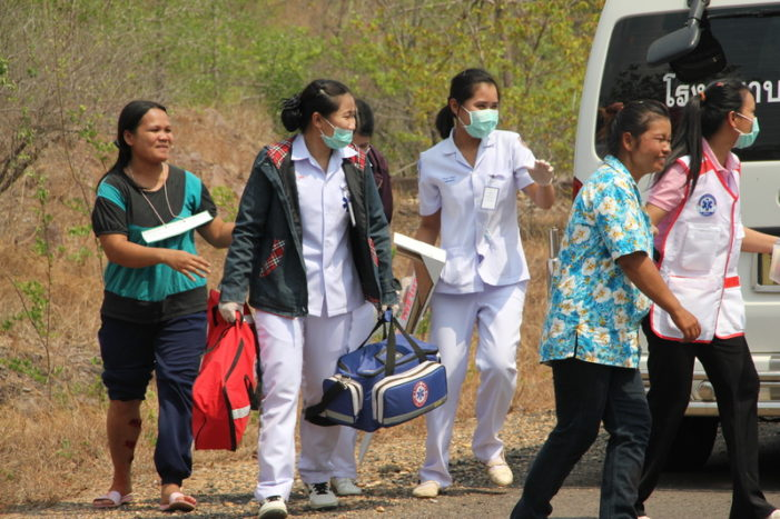"""Thailand's Hospitals Nationwide on Standby for """"Seven Dangerous Days""""of New Year's"""