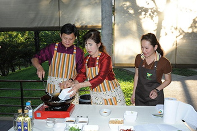 Chiang Rai Province to Work Towards Greener Agriculture and Food Safety