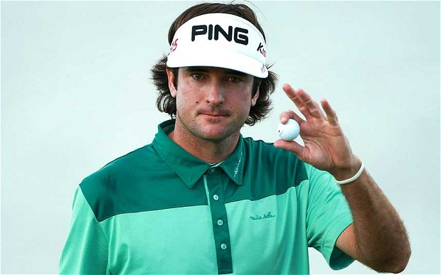 """Gerry Lester """"Bubba"""" Watson all the talk in Thailand"""
