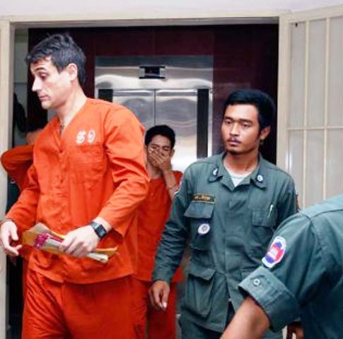 Cambodia: Spaniard Ricardo Blundell Perez Get 10 Years for Murder he Didn't Commit