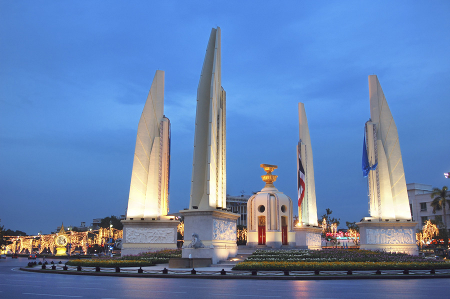 This holiday commemorates Thailand's adoption of a constitutional monarchy in 1932.