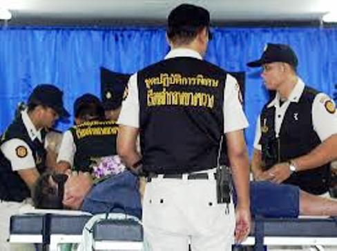 The last execution in Thailand in fact took place in April 2009