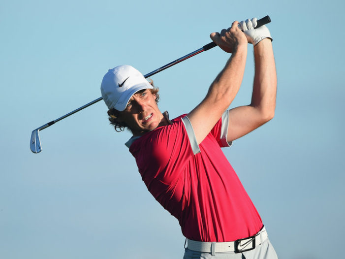 British Golfer Tommy Fleetwood Takes Halfway Lead at Thailand Golf Championship 2014