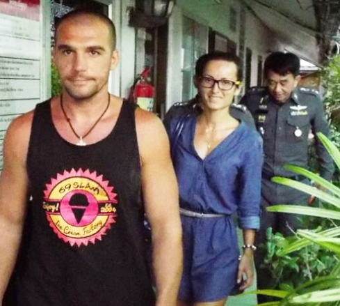 Thai Soldiers Arrested for Kidnapping Ukrainian Couple