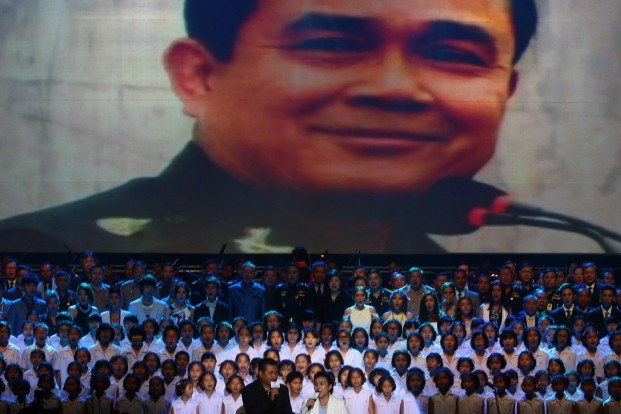 Prayuth Defends Controversial New Cyber Law