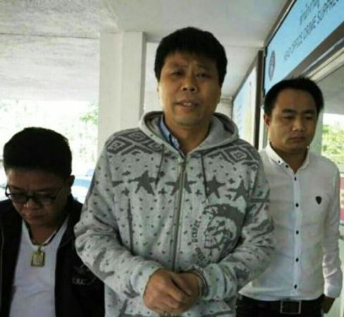Korean Kim Seung-Cheul, Arrested in Bangkok for Kidnapping and Extortion