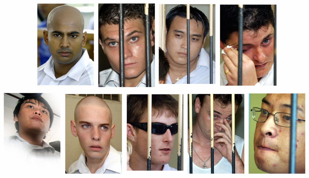 New Indonesian President Rejects Bali Nine Clemency, Australians.