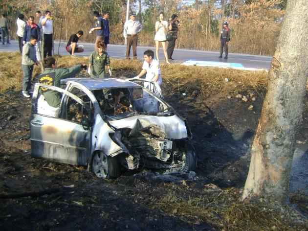 """302 Dead on Day 6 of Thailand's """"Seven Dangerous Days"""""""