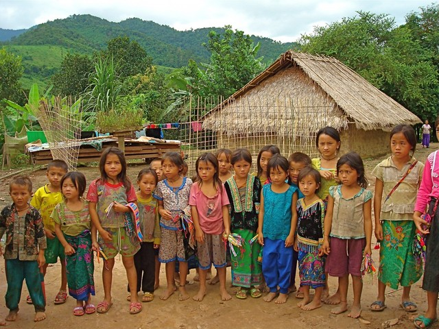 Thailand's Public Health Reports 30 Percent of Children Have Development Issues