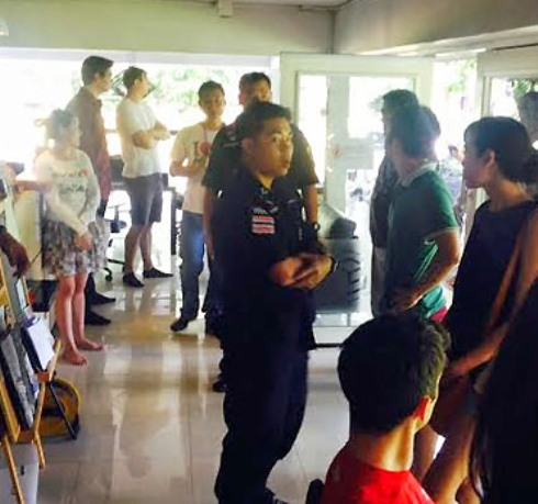 17 Foreigners Arrested in Chiang Mai for Teaching English Online