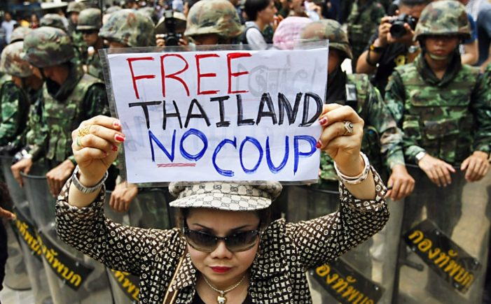 Thailand's Economy and the Military Coup Trap
