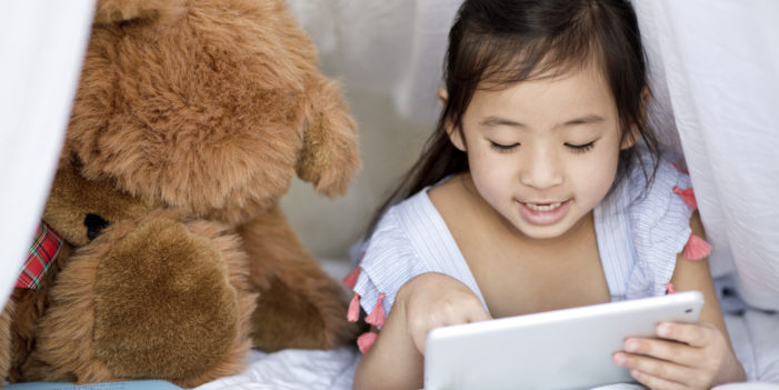 Thai Health Officials Say Exposure to Electronic Gadgets May Slow Down Children's Development