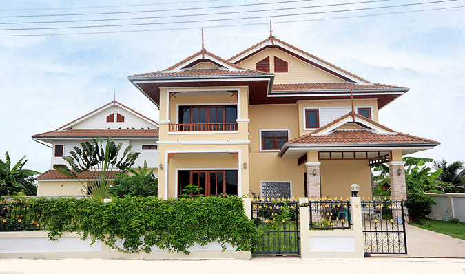 Can foreigners own property in thailand chiang rai for Small house design thailand