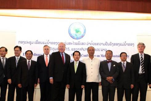 Meeting of the Friends of the Lower Mekong