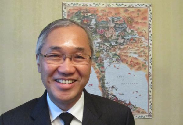 H.E. Mr. Pisan Manawapat Ambassador Extraordinary and Plenipotentiary of the Kingdom of Thailand to the United States of America