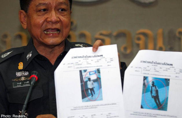 Bangkok Police Offer Bt100,000 Reward for the of Arrest Siam Paragon Bombers