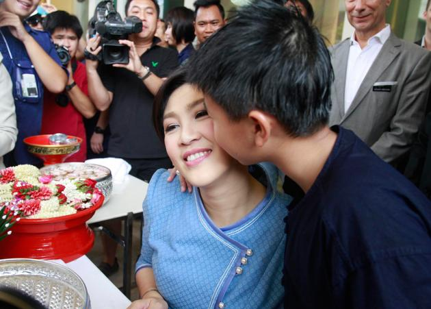 Yingluck's Request to Visit Brother in Hong Kong Denied by Thai Junta