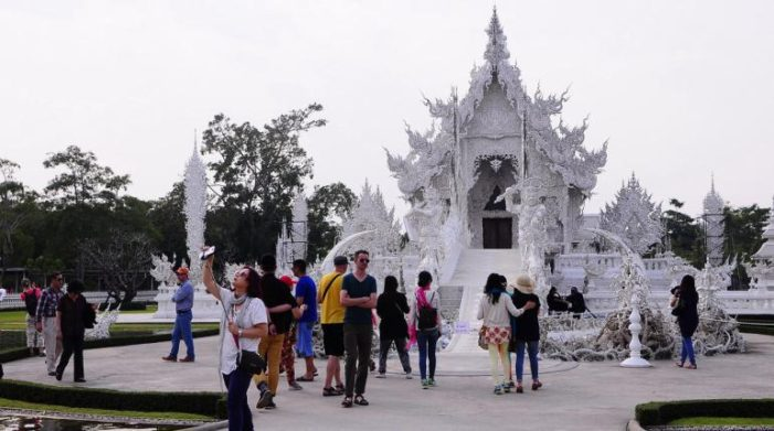 Chinese Tourism Spending Brings Relief to Northern Thailand Merchants