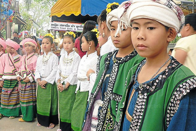 Northern Tourism Promotes the Tai Lue Culture and Traditions
