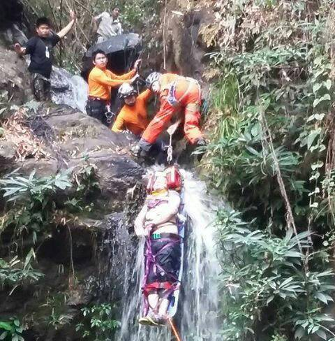 Chilean Dies After Fatal Fall in Chiang Mai's Doi Suthep-Pui National Park