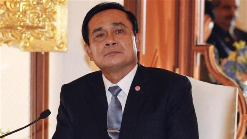 """On Wednesday, Prayuth told a gathering of reporters he would """"probably just execute"""" journalists who did """"not report the truth"""""""