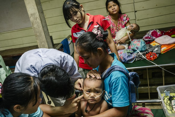 Thailand's Public Health Ministry to Build Health Centers in Border Areas