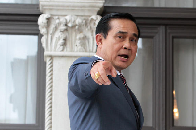 Thailand's Prime Minister Prayut Chan-o-cha Vows to Punish Human Traffickers