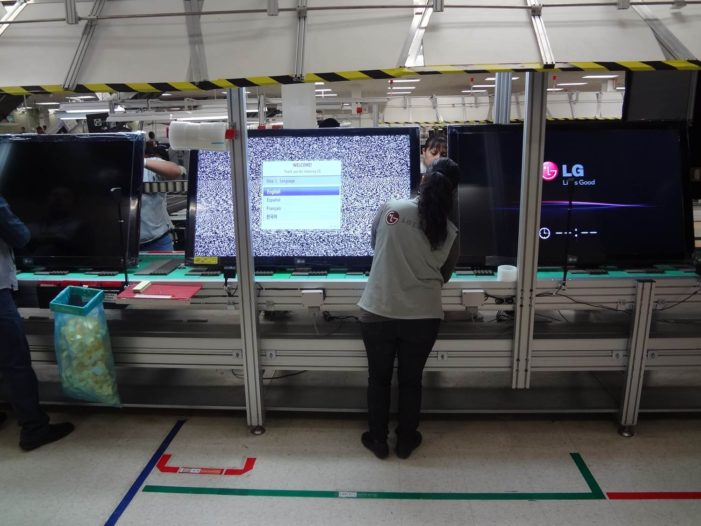 South Korea's LG Electronics Moves TV Production from Thailand to Vietnam
