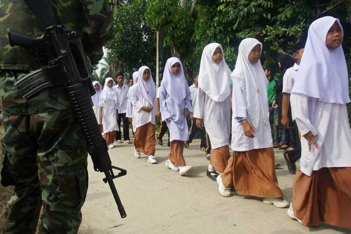 Southern Thailand Gripped by Ethnic Violence