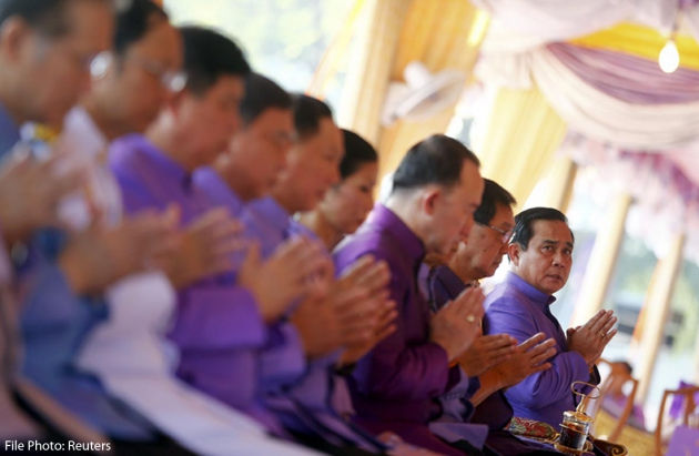 No Big Changes for Thailand's Draft Constitution