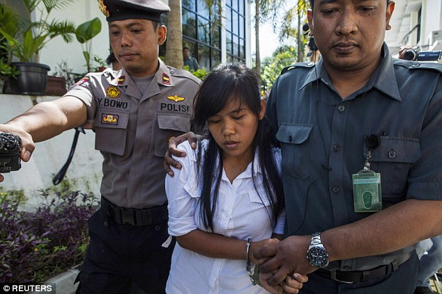 Philippines Mary Jane Fiesta Veloso Escapes Indonesian Firing Squad