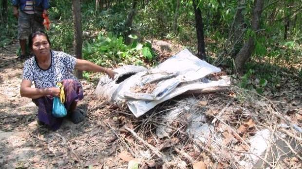 Thailand Monk Arrested and Disrobed for Grave Robbing