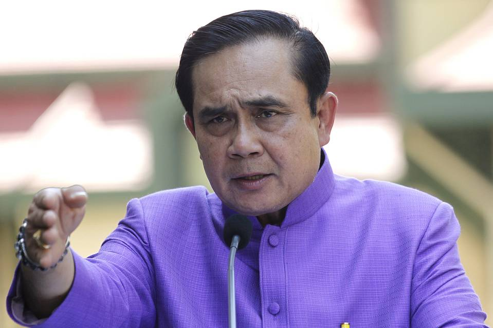 Gen Prayut admitted that the political situation in Thailand at present has raised concerns among foreign countries.